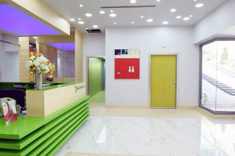 Tanzi Dental Clinic - Segreteria