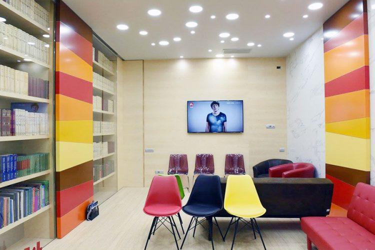 Tanzi Dental Clinic - Sala d'attesa