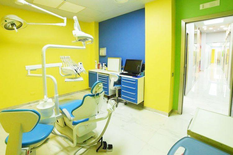 Tanzi Dental Clinic - Sala odontoiatrica
