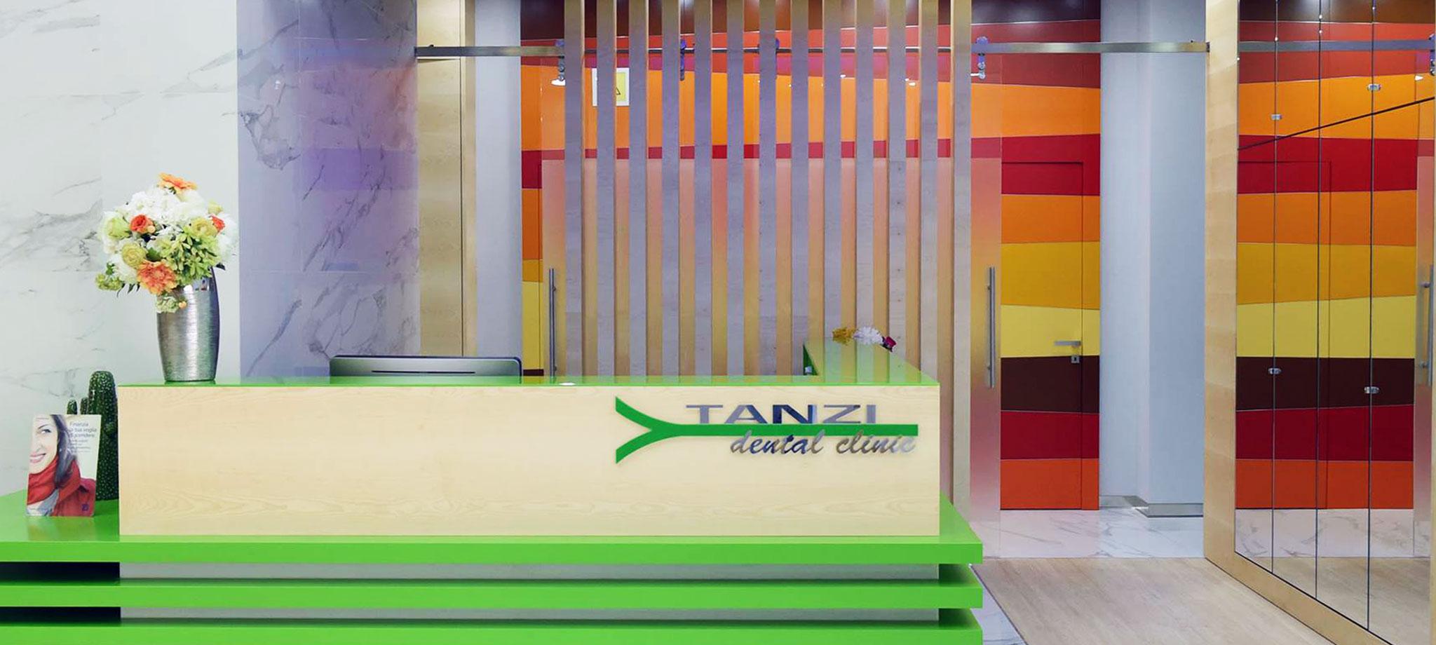 Tanzi Dental Clinic - Studio dentistico a Santa Maria Capua Vetere